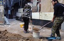 تنظيم الدولة يحصّن مخيم اليرموك