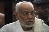 """لمواجهته الموت.. """"الإخوان"""" تطالب بالإفراج عن مهدي عاكف"""