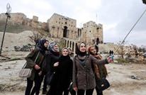 التايمز: كيف رقص سكان حلب الغربية حول الحافلات الخضراء؟