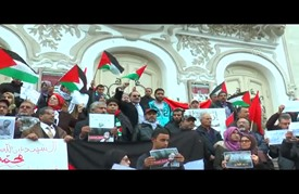 احتجاجات بتونس ودعوات بالتوجه إلى مجلس الأمن في اغتيال الزواري