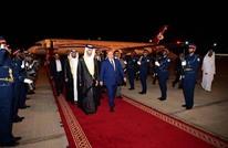 استقبال باهت للرئيس اليمني في مطار أبوظبي