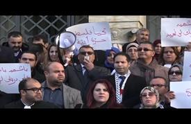 محامون تونسيون يتهمون إسرائيل باغتيال الزواري