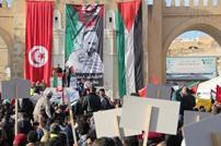 الآلاف يتظاهرون في صفاقس تنديدا باغتيال الزواري