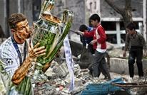 أطفال سوريا يردون على تضامن كريستيانو بطريقة رائعة (صورة)