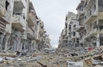 """صمود من ثوار وادي بردى أمام القصف.. ومبادرة لـ""""وقف التهجير"""""""