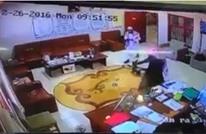 طالب يطلق النار داخل مدرسة في السعودية (شاهد)
