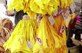 تقليد ارتداء ملابس داخلية صفراء بالعام الجديد في أمريكا اللاتينية
