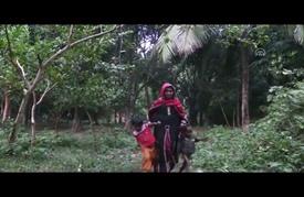 لاجئة ميانمارية: الجيش قتل زوجي ورضيعي