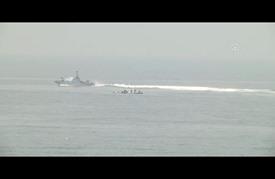البحرية الإسرائيلية تعتقل صياديْن فلسطينييْن قبالة شواطئ غزة