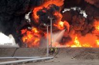 مجهولون يفجّرون خط تصدير الغاز في شبوة جنوب شرق اليمن