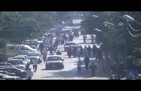 """غزة تشارك في """"يوم المعاق"""" بمارثون جري لذوي الاحتياجات الخاصة"""