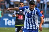 """""""حركة لا أخلاقية"""" تتسبب للاعب مغربي بعقوبة قاسية (فيديو)"""