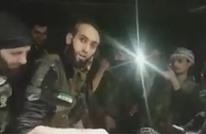 """ماذا قال قائد """"فاستقم"""" بعد أسر عنصر من النظام بحلب (شاهد)"""