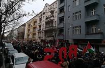 الآلاف يتظاهرون بشوارع برلين تضامنا مع القدس (شاهد)
