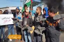 بعد  الرفض الشعبي.. الوفد البحريني يلغي زيارة غزة (شاهد)