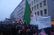 جزائرية ببرلين: مستعدون لنحارب بفلسطين (شاهد)