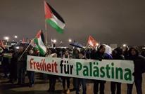 تواصل التظاهرات ببرلين تضامنا مع القدس ضد ترامب