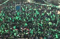 """""""حماس"""" تحيي انطلاقتها الثلاثين بمهرجان جماهيري بغزة (شاهد)"""