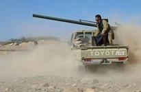 الجيش اليمني يقترب من قطع خط إمداد رئيسي للحوثيين وسط البلاد