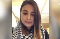 فتاة فلسطينية توجه رسالة إلى رئيس بلادها وإلى ترامب.. شاهد الفيديو