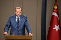أردوغان يلتقي شخصيات من السلالة العثمانية المقيمة بفرنسا