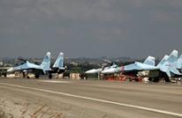 القوات الروسية تتصدى لهجوم صاروخي على قاعدة حميميم