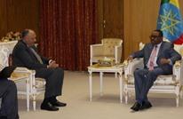 """هل ينجح وزير الخارجية المصري في """"كسر الجمود"""" مع إثيوبيا؟"""