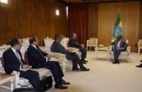 شكري يبحث مفاوضات سد النهضة مع رئيس الوزراء الإثيوبي
