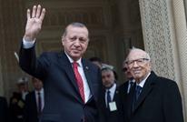 أردوغان من تونس: الأسد إرهابي ولا يمكن أن يكون جزءا من الحل