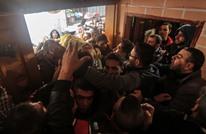 تشييع شهيد في غزة واعتقالات في الضفة الغربية