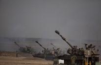 الاحتلال يعلن قصف هدفين في قطاع غزة