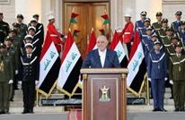 """العبادي يعلن نهاية تنظيم الدولة وتحقيق """"النصر الكبير"""" (شاهد)"""