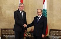 عون: إسرائيل أبلغتنا بأن ليس هناك نوايا عدوانية تجاه لبنان