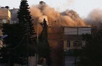 الاحتلال يفجر منزلا في مخيم الأمعري قرب رام الله (شاهد)