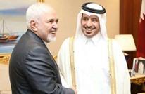 ظريف بقطر.. وتأكيد لمساعي تطوير العلاقات بين الدوحة وطهران