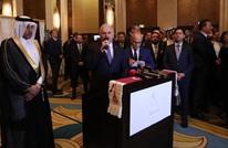 يلدريم يشارك باحتفال لسفارة قطر بأنقرة.. هذا ما قاله