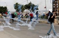 الاحتلال يقمع مسيرة سلمية في نابلس ويصيب العشرات (شاهد)
