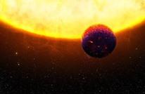صحيفة: اكتشاف كوكب لامع مغطى بأحجار كريمة