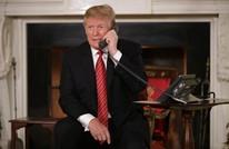 ترامب يلقي باللائمة على وزير الطاقة بشأن مكالمة زيلينسكي