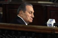 """بدء مراسم تشييع """"مبارك"""".. والسيسي يتقدم الجنازة العسكرية"""
