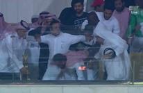 رئيس فريق سعودي يغمى عليه بعد هدف قاتل في الدقيقة 99 (شاهد)