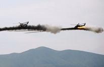 تحطم طائرة حربية أرمينية ومصرع طياريها
