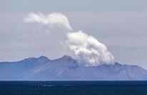 نيوزيلندا.. شهر عسل يتحول إلى مأساة بسبب البركان