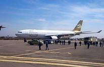 استئناف الملاحة الجوية بمطار معيتيقة الليبي بعد إغلاق كورونا