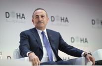وزير خارجية تركيا يتحدث عن العلاقات مع مصر والإمارات