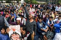 ارتفاع قتلى احتجاجات الهند لـ25 وعودة الإنترنت لمناطق بكشمير