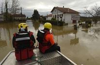 مصرع شخصين وانقطاع الكهرباء عن عشرات آلاف المنازل بفرنسا