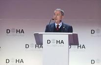 """وزير الدفاع التركي يؤكد على هدفين لعملية """"نبع السلام"""""""