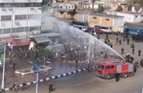 الأمن المصري يعتدي على عمال خلال اعتصامهم بمحافظة بورسعيد