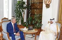 توقيع اتفاقية تعاون أمني بين الدوحة وموسكو